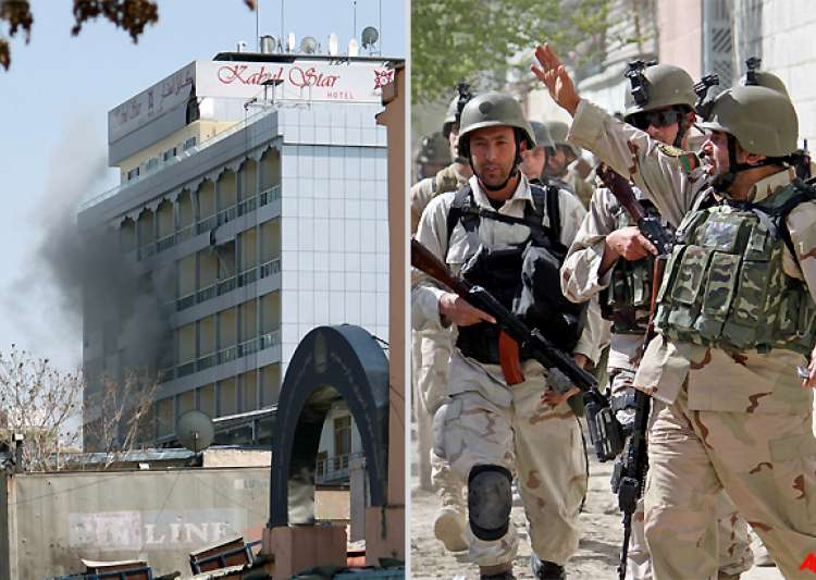 taliban attack embassies parliament in kabul 3 other cities- India Tv