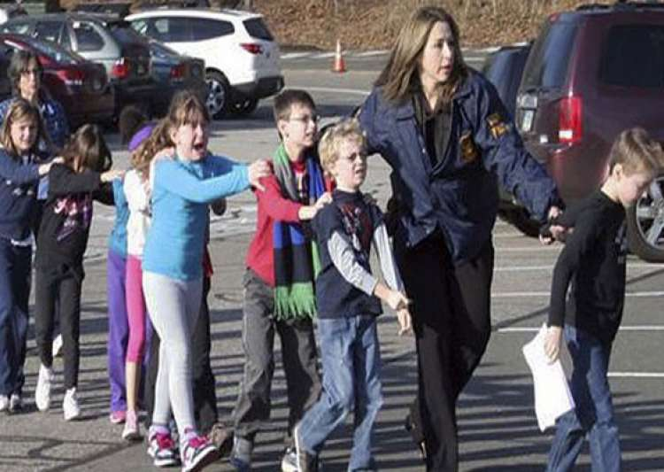 27 including 18 kids killed in shootout at us school- India Tv