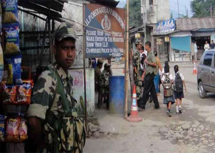 army briefs govt on military options on chinese intrusion- India Tv