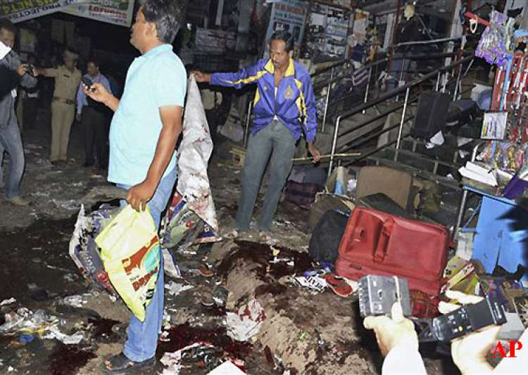 pune blasts accused had done recce of hyderabad 16 dead 117- India Tv