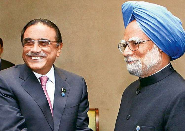 zardari pm to have one on one talks before lunch- India Tv