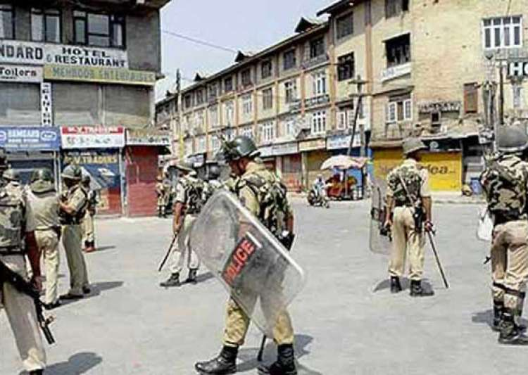 bandh observed in some areas of ramban situation normal- India Tv