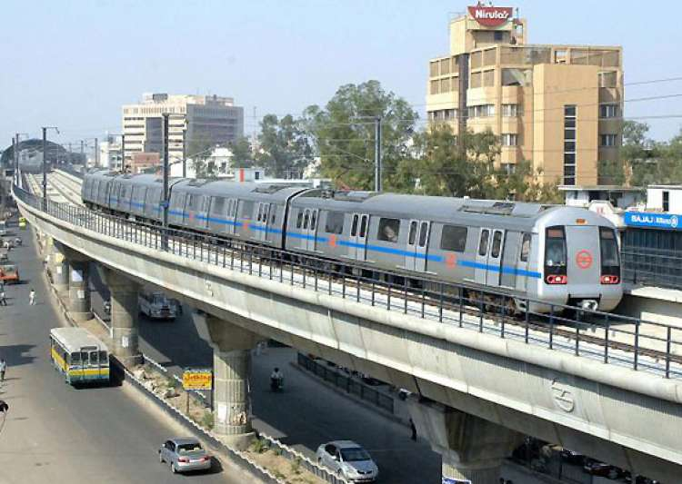 delhi metro to extend from badarpur to faridabad- India Tv