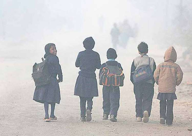 delhi schools to be closed till jan 12 due to cold wave- India Tv