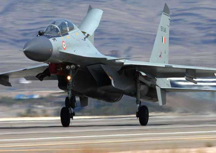 iaf to conduct first ever day night exercise iron fist at- India Tv