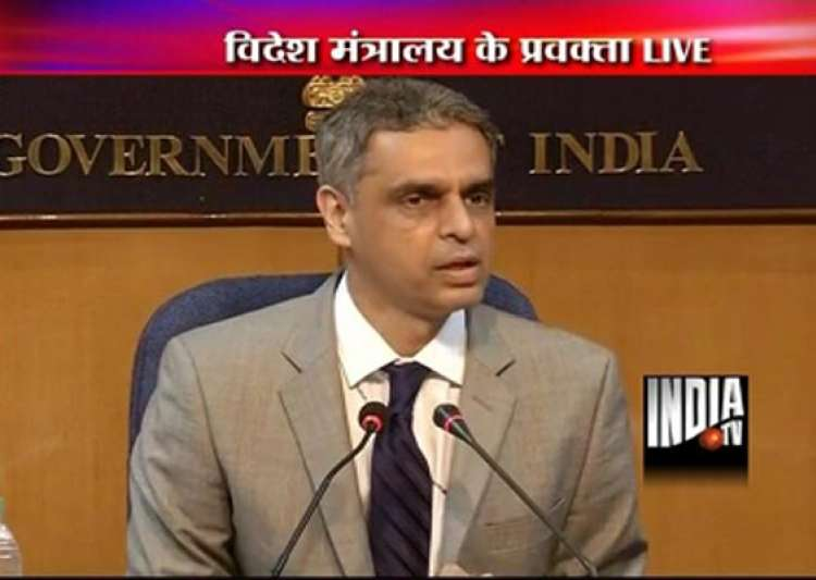 India to take up with us 39 intrusive monitoring 39 of embassy for Monitoring consul