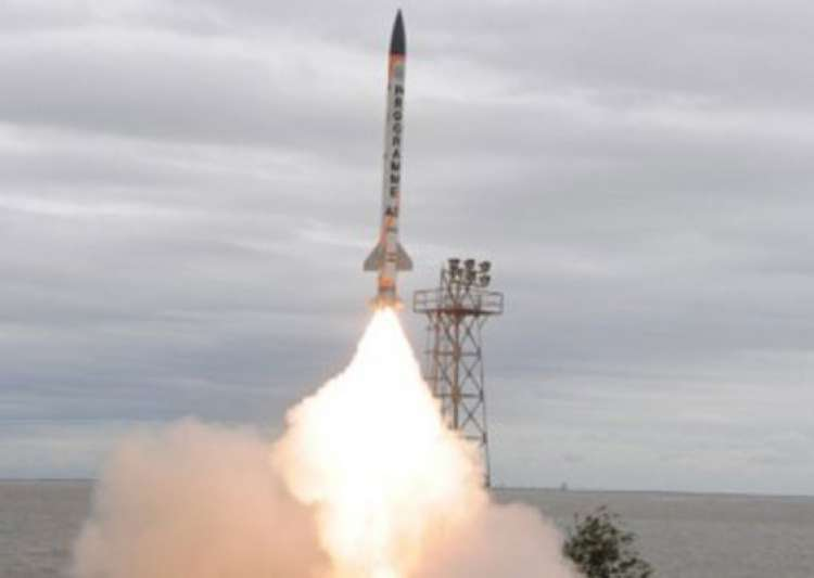 india test fires missile interceptor- India Tv