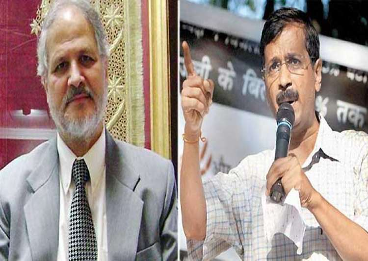 kejriwal slams lt gov for not dissolving house- India Tv