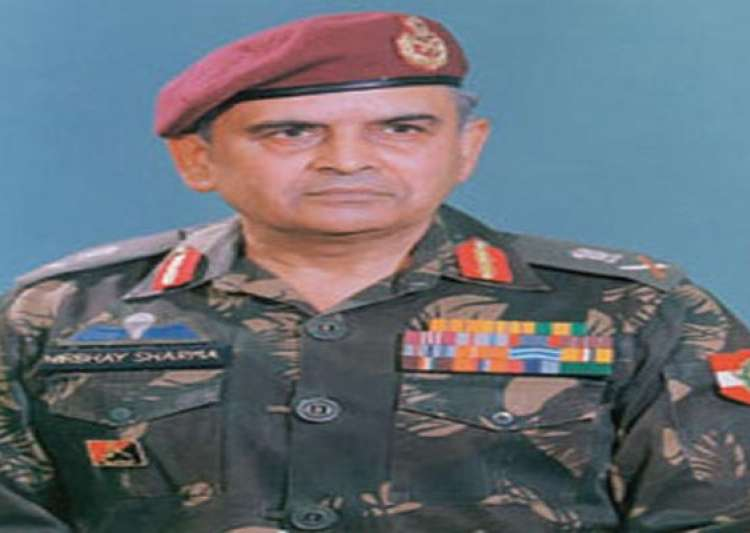 lt. gen retd nirbhay sharma appointed arunachal governor- India Tv