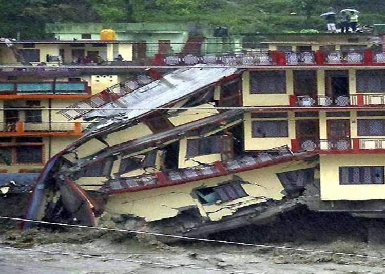 nearly 57 000 pilgrims trapped during chardham yatra in- India Tv