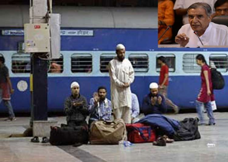 across the board railway passenger fares hiked from january- India Tv