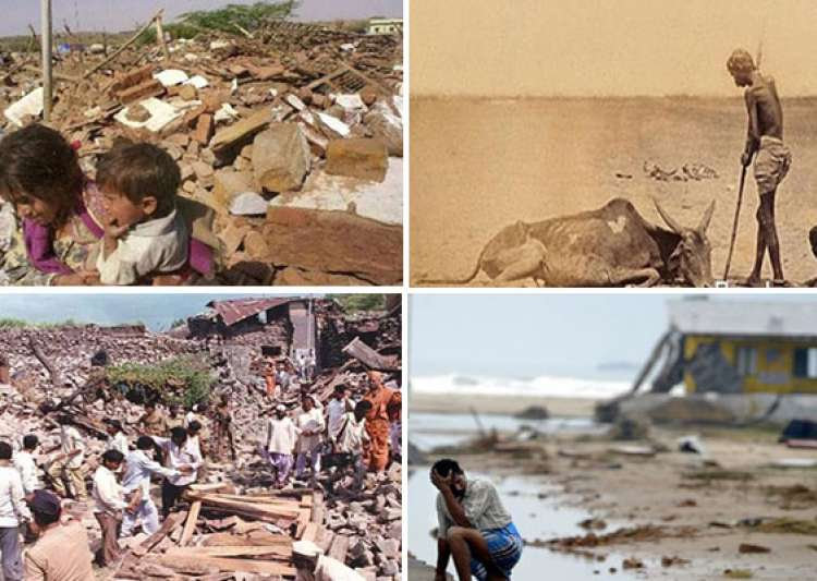 ten big disasters that shook india- India Tv
