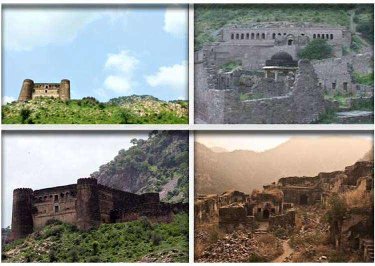 the story of bhangarh rajasthan s silent ghost city- India Tv
