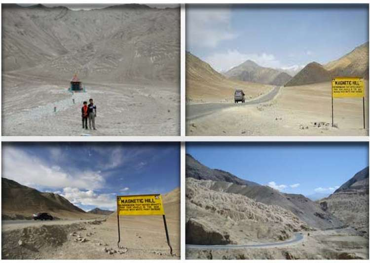 the unsolved mystery of ladakh s magnetic hills- India Tv