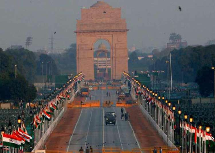 tight security in capital for republic day celebrations- India Tv
