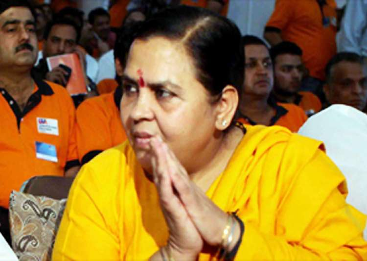 uma bharti takes full responsibility for bjp turnout in up- India Tv