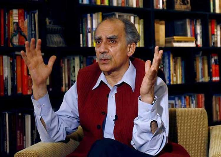 allow pm to make statement on coal issue arun shourie- India Tv