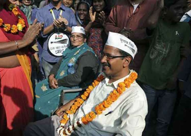 an aap win in delhi will change the course of indian- India Tv