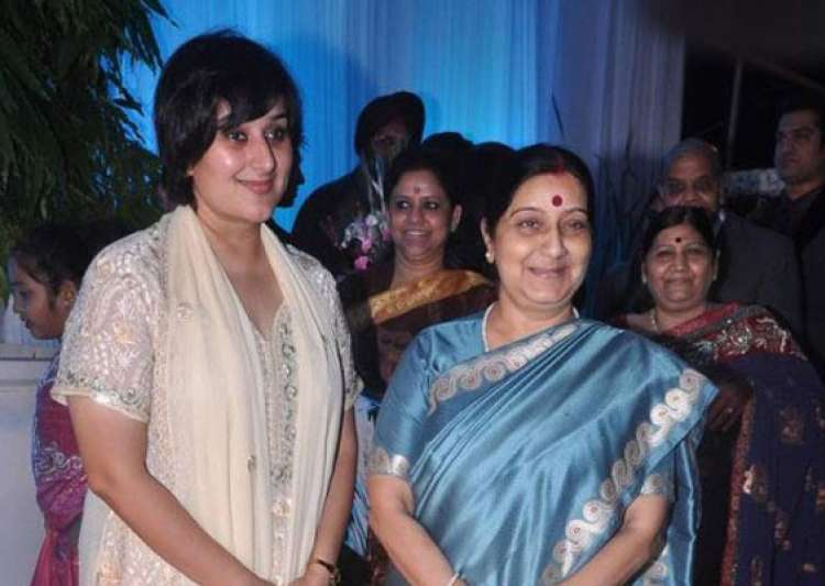 at a glance sushma swaraj india s first woman foreign- India Tv