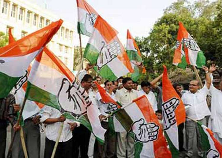 bjp routed in karnataka municipal polls congress wins big- India Tv