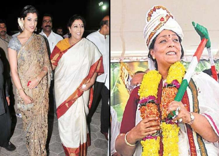 birthday special facts about congress leader renuka- India Tv