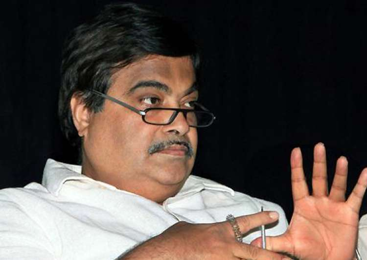 gadkari says he will quit politics if charges proved- India Tv