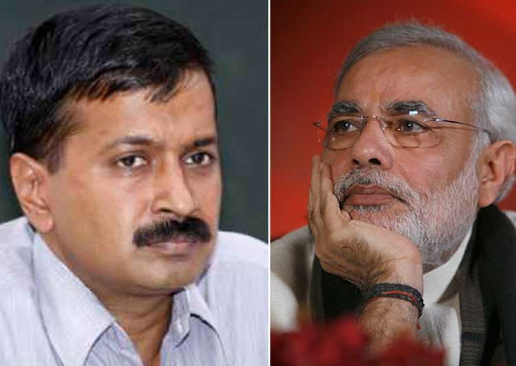 kejriwal alleges narendra modi favoured select corporates- India Tv