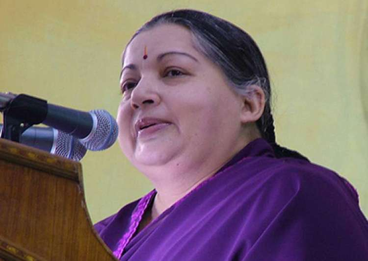 miffed jayalalithaa creates flutter by walkout from ndc- India Tv