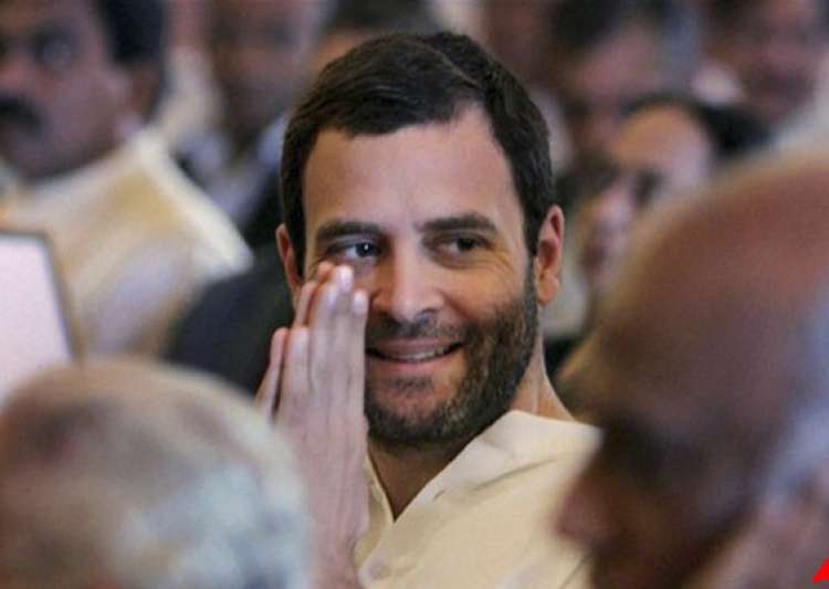 rahul gandhi takes charge of congress party s preparations- India Tv