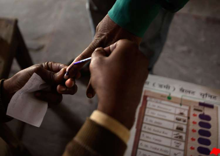 12 per cent votes polled in first two hours in meghalaya- India Tv