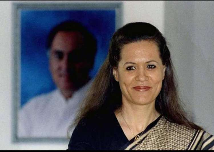 watch pics of sonia gandhi s 15 year journey as congress- India Tv