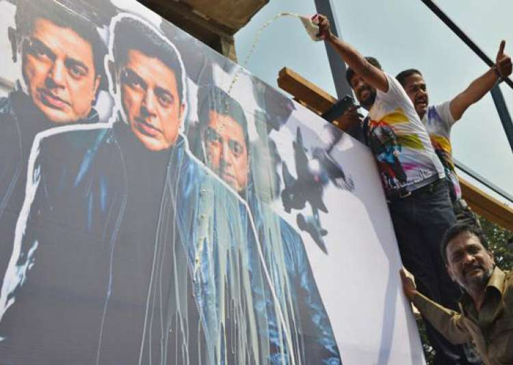 will ban vishwaroopam in up if found objectionable sp- India Tv