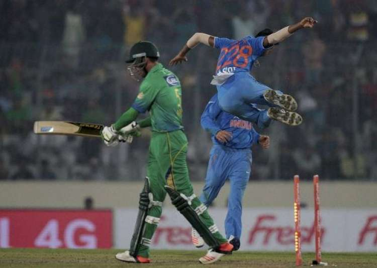 five factors in the match that turned it in india s favour- India Tv