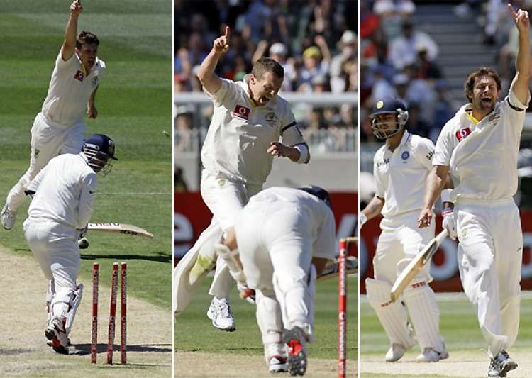 australia may have bowling lineup to stick with- India Tv