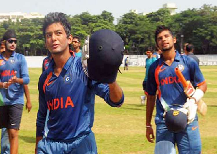 chand takes india u 19 to final- India Tv