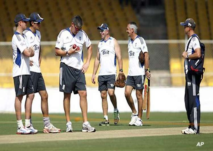 england faces test of spin on slow indian pitches- India Tv