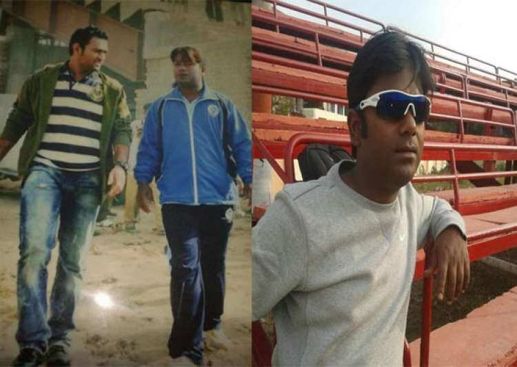 man who taught dhoni the helicopter shot santosh lal passes- India Tv