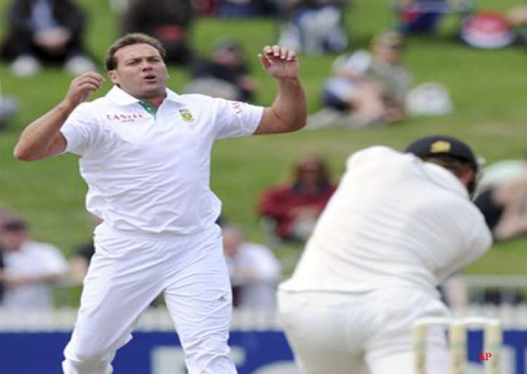 new zealand out for 185 on day 1- India Tv