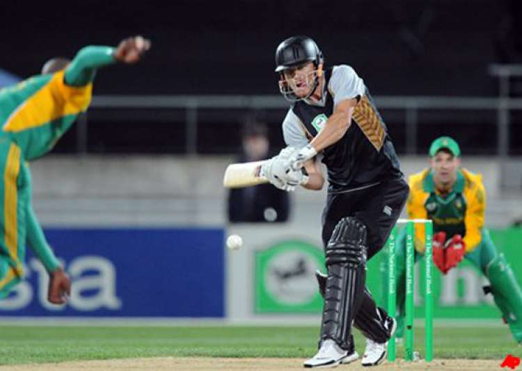 new zealand beats south africa by 6 wickets in 1st t20- India Tv