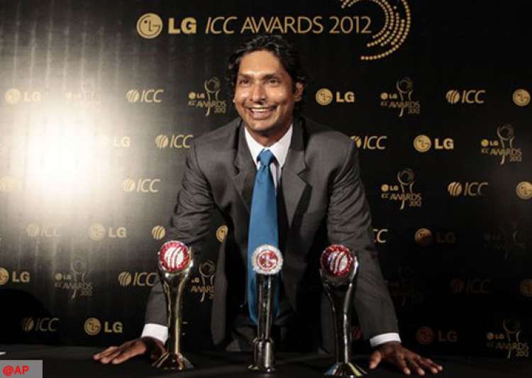 sangakkara named icc cricketer and test player of the year- India Tv