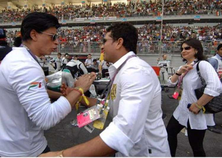 shahrukh to watch sachin s last test on tv as ban continues- India Tv
