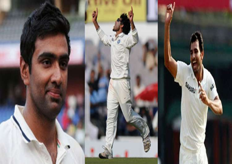 top 5 highest wicket taker indian test bowlers in 2013- India Tv