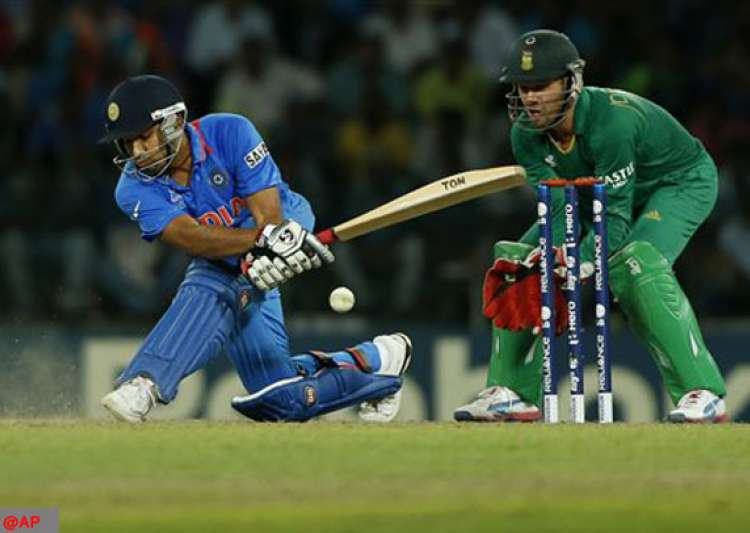 india beat south africa fail to enter semis aus lose to pak- India Tv