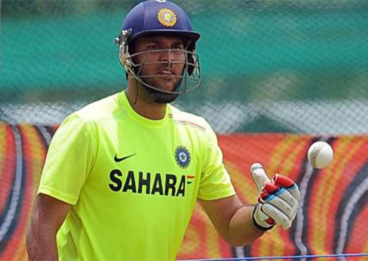 yuvraj has made a great comeback says broad- India Tv