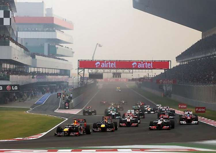 2014 indian grand prix in greater noida may be scrapped- India Tv