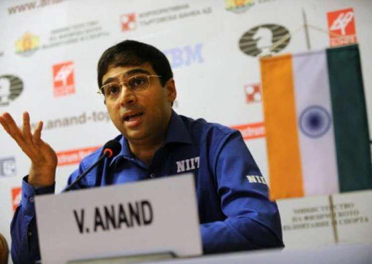anand settles for draw finishes fifth- India Tv