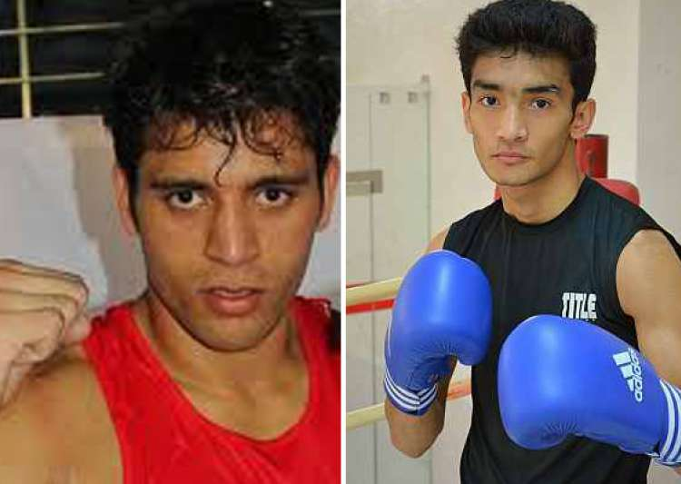 indian boxers bag gold at asian olympic qualifiers- India Tv