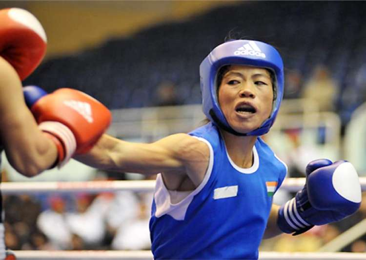 mary kom seeded 7th gets first round bye at world- India Tv