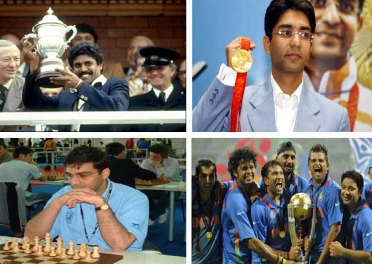 8 defining moments in sports for india- India Tv