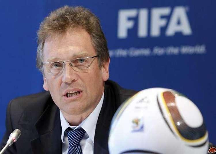 fifa to introduce goal line technology- India Tv